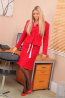 Leah F gallery from ONLYSECRETARIES
