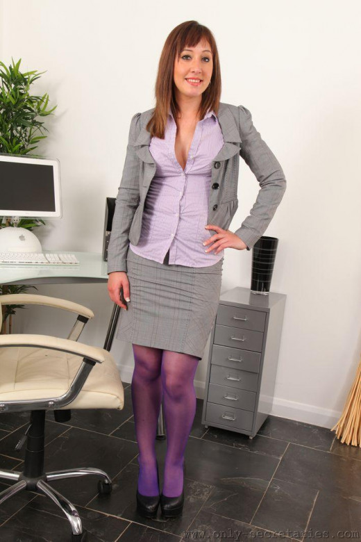 Eva K gallery from ONLYSECRETARIES