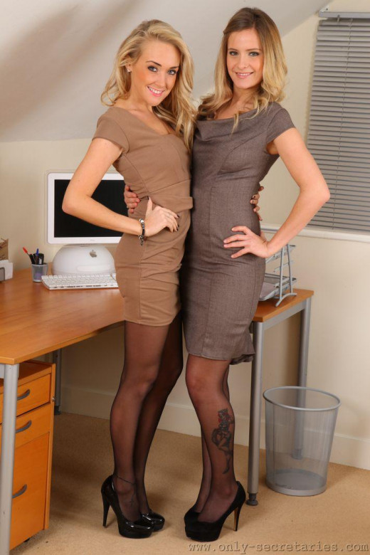 Lucy Anne gallery from ONLYSECRETARIES