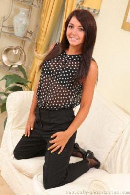 Gemma Jack  from ONLYSECRETARIES