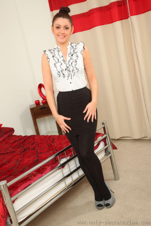 Gemma Jack gallery from ONLYSECRETARIES