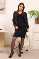 Gina B gallery from ONLYSECRETARIES