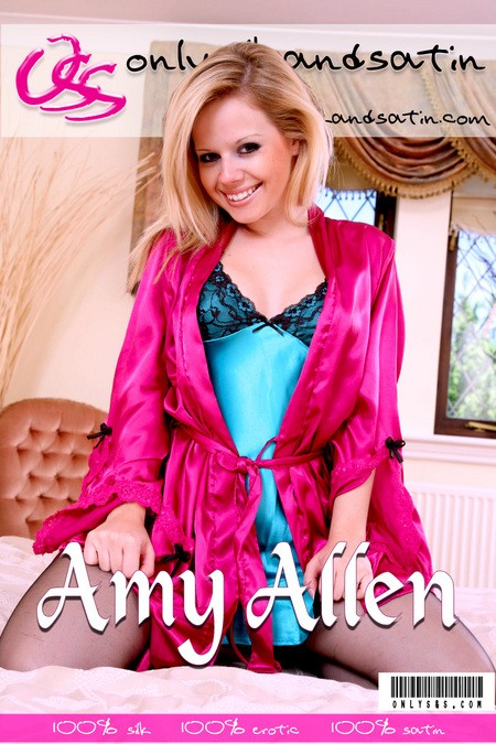 Amy Allen - for ONLYSILKANDSATIN COVERS