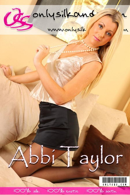 Abbi Taylor - for ONLYSILKANDSATIN COVERS