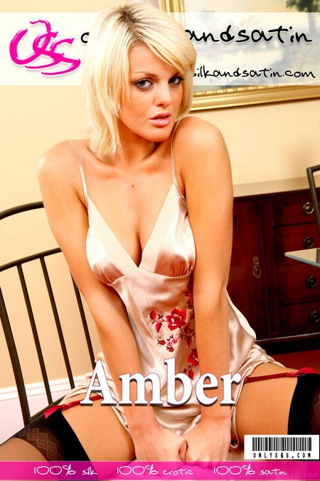 Amber - for ONLYSILKANDSATIN COVERS