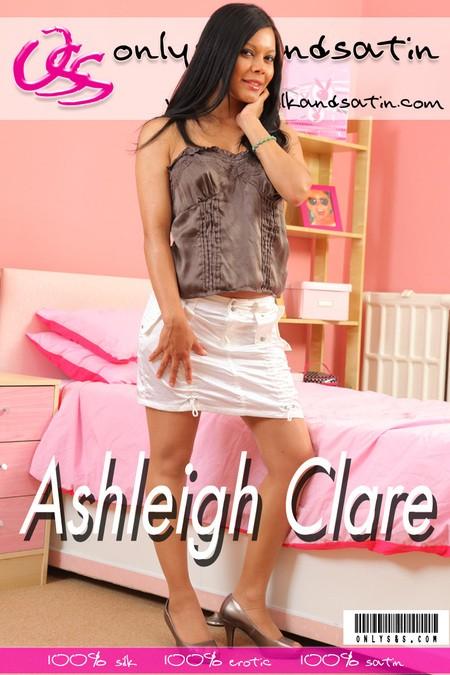 Ashleigh Clare - for ONLYSILKANDSATIN COVERS