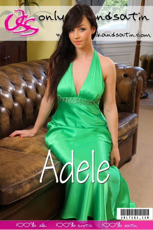 Adele - for ONLYSILKANDSATIN COVERS