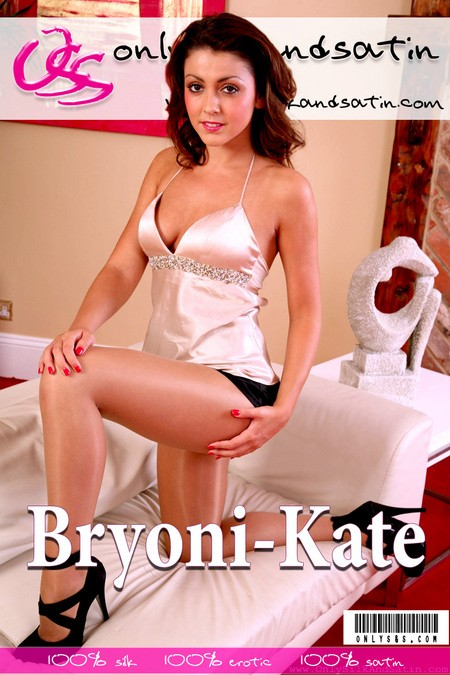 Bryoni Kate - for ONLYSILKANDSATIN COVERS