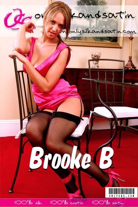 Brooke B - for ONLYSILKANDSATIN COVERS