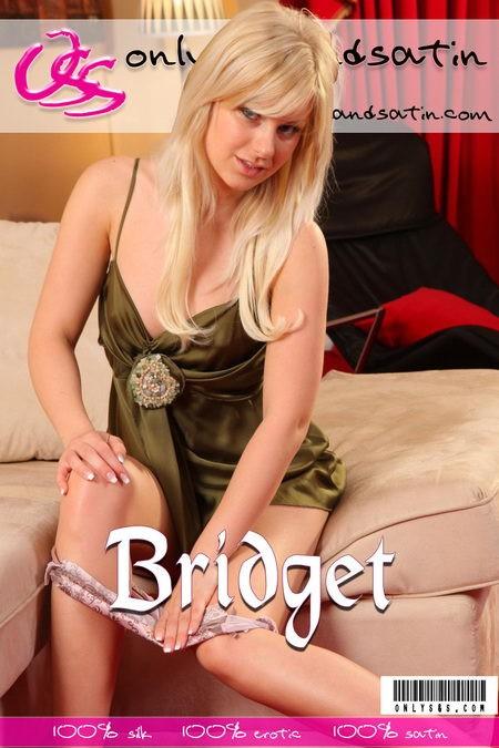 Bridget - for ONLYSILKANDSATIN COVERS