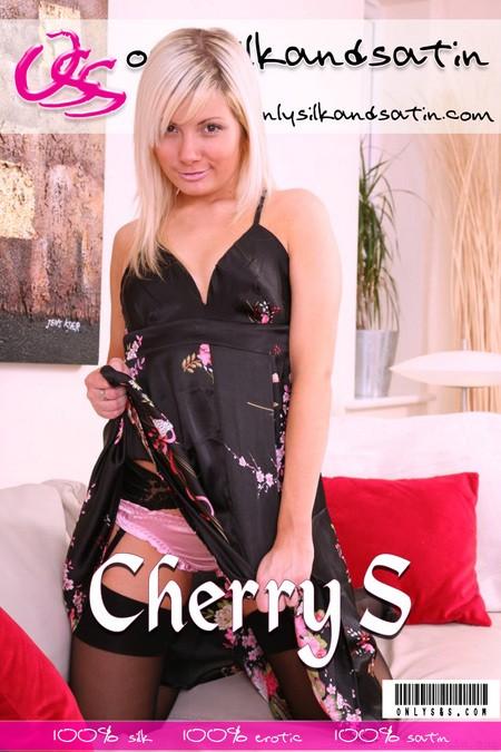 Cherry S - for ONLYSILKANDSATIN COVERS