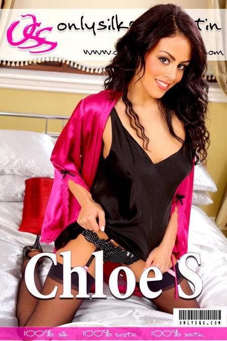 Chloe S - for ONLYSILKANDSATIN COVERS