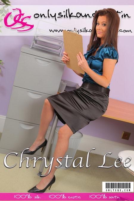 Chrystal Lee - for ONLYSILKANDSATIN COVERS