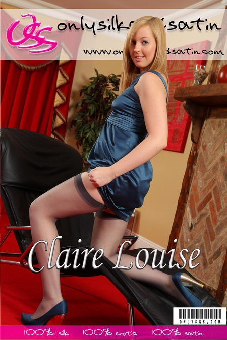 Claire Louise - for ONLYSILKANDSATIN COVERS
