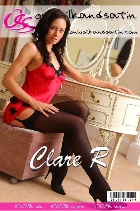 Clare R - for ONLYSILKANDSATIN COVERS