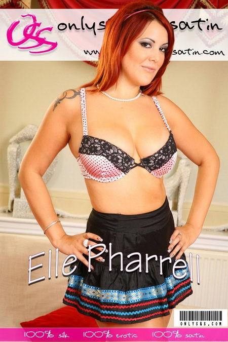 Elle Pharrell - for ONLYSILKANDSATIN COVERS