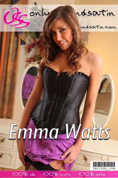 Emma Watts - for ONLYSILKANDSATIN COVERS