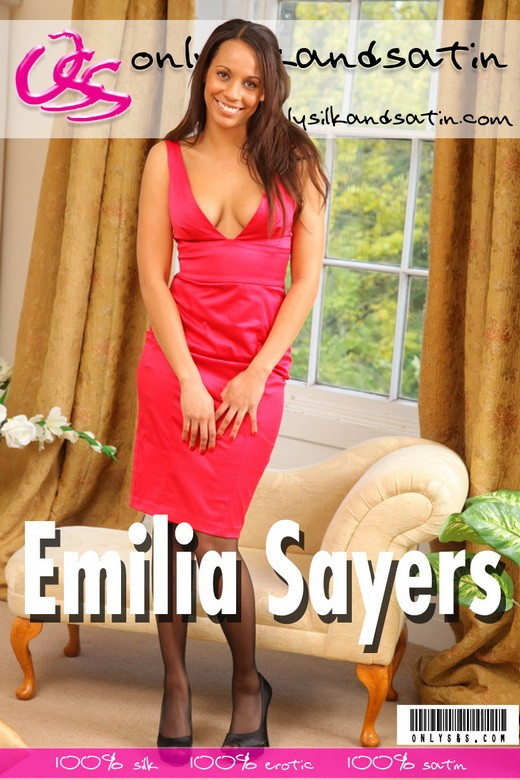 Emilia Sayers - for ONLYSILKANDSATIN COVERS
