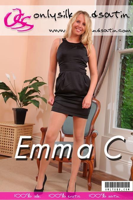 Emma C - for ONLYSILKANDSATIN COVERS