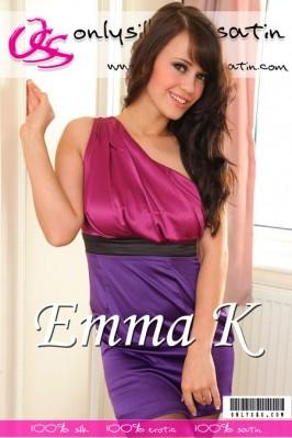 Emma K  from ONLYSILKANDSATIN COVERS