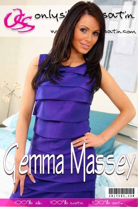 Gemma Massey - for ONLYSILKANDSATIN COVERS