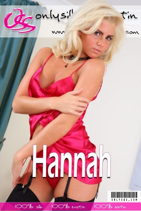 Hannah - for ONLYSILKANDSATIN COVERS