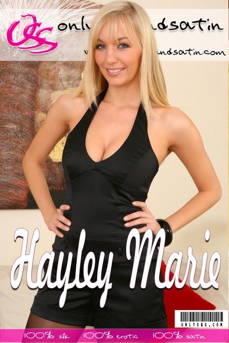 Hayley Marie - for ONLYSILKANDSATIN COVERS