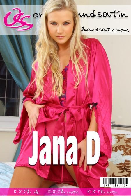 Jana D - for ONLYSILKANDSATIN COVERS