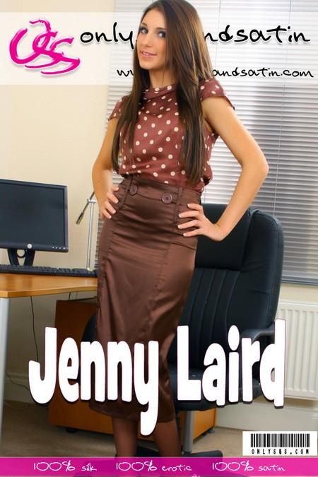 Jenny Laird - for ONLYSILKANDSATIN COVERS