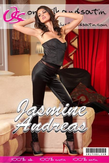 Jasmine Andreas - for ONLYSILKANDSATIN COVERS