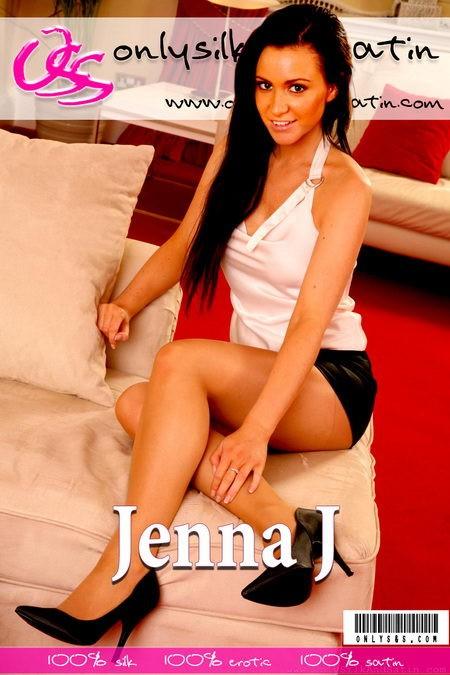 Jenna J - for ONLYSILKANDSATIN COVERS