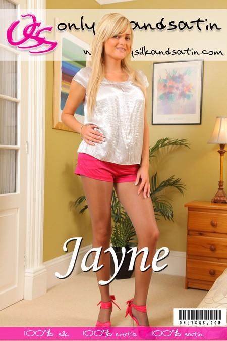 Jayne - for ONLYSILKANDSATIN COVERS
