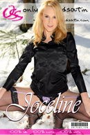 Joceline in  gallery from ONLYSILKANDSATIN COVERS
