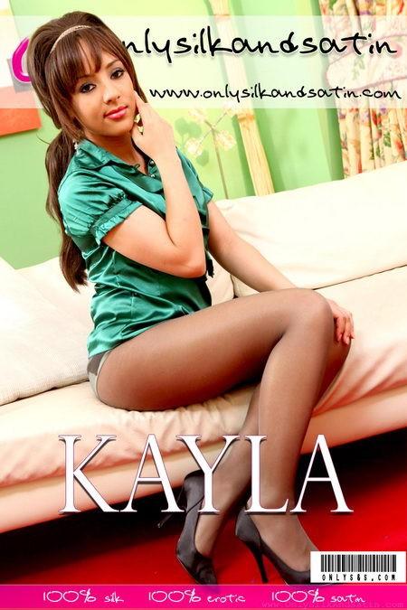 Kayla - for ONLYSILKANDSATIN COVERS