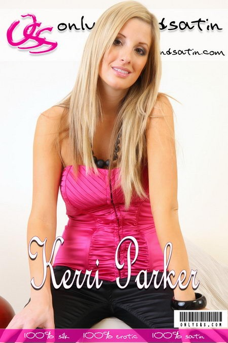 Kerri Parker in  gallery from ONLYSILKANDSATIN COVERS