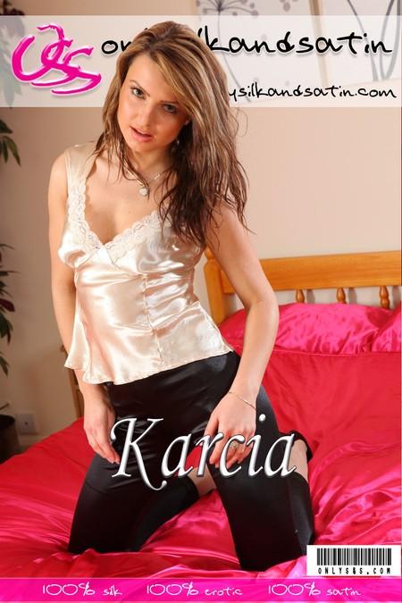 Karcia - for ONLYSILKANDSATIN COVERS