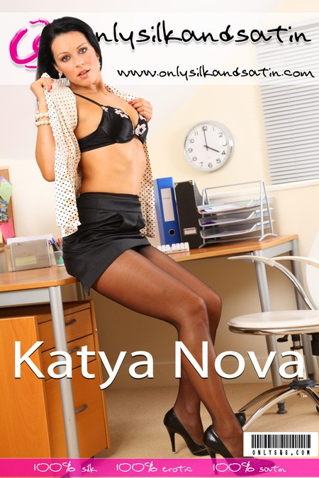 Katya Nova - for ONLYSILKANDSATIN COVERS