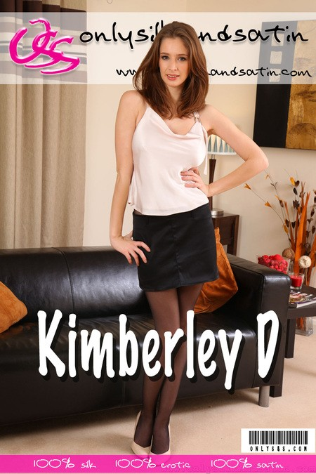 Kimberly D - for ONLYSILKANDSATIN COVERS