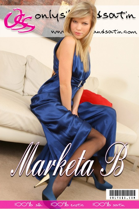 Marketa B - for ONLYSILKANDSATIN COVERS
