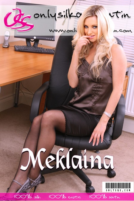Meklaina - for ONLYSILKANDSATIN COVERS
