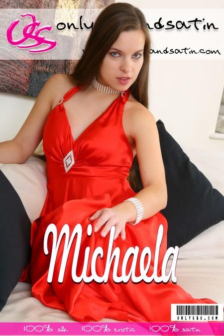 Michaela - for ONLYSILKANDSATIN COVERS