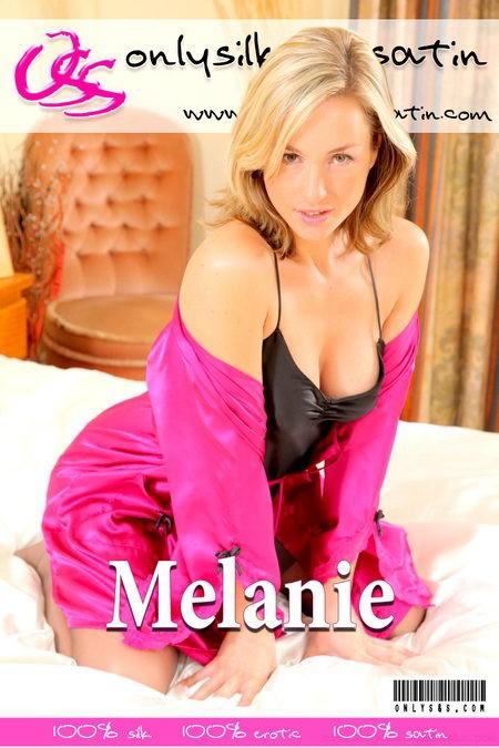 Melanie - for ONLYSILKANDSATIN COVERS