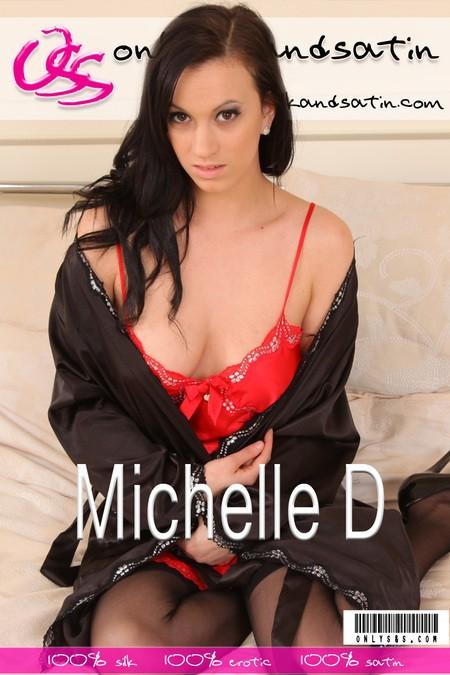 Michelle D - for ONLYSILKANDSATIN COVERS