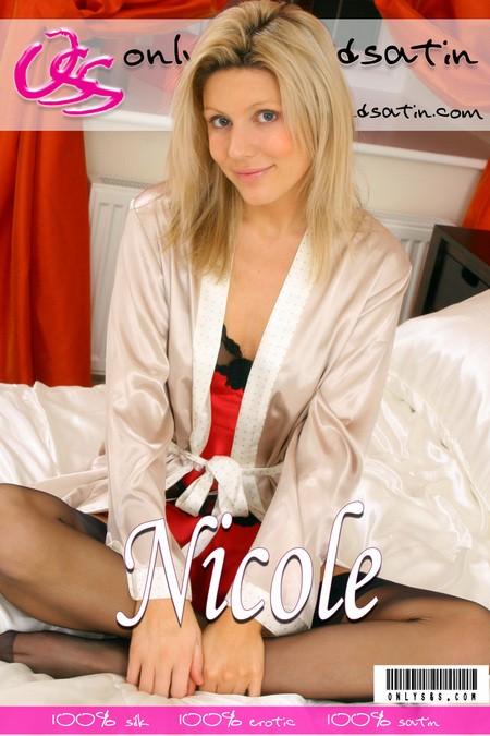 Nicole - for ONLYSILKANDSATIN COVERS