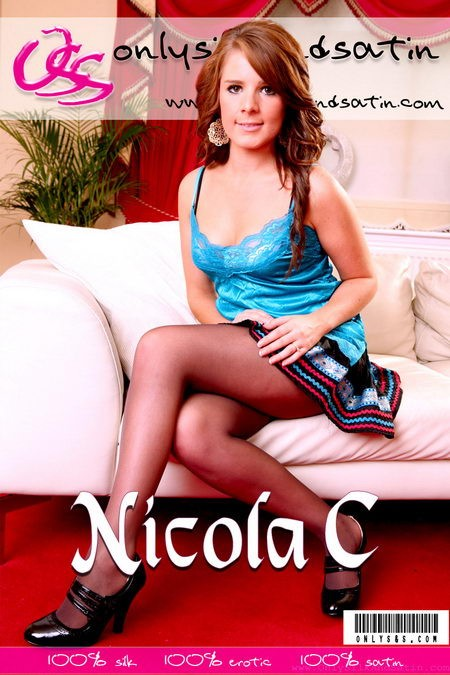 Nicola C - for ONLYSILKANDSATIN COVERS