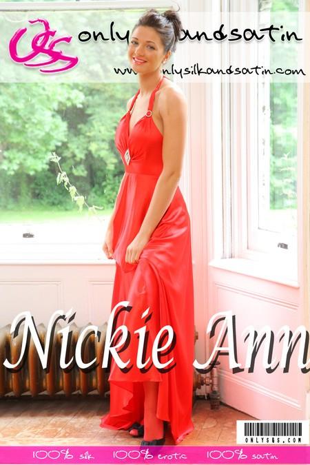 Nickie Ann - for ONLYSILKANDSATIN COVERS