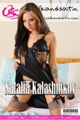 Natalia Kalashnikov  from ONLYSILKANDSATIN COVERS