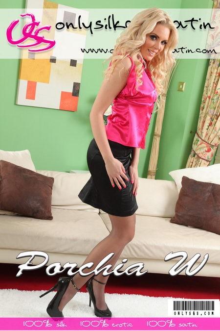 Porchia W - for ONLYSILKANDSATIN COVERS