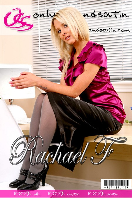 Rachael F - for ONLYSILKANDSATIN COVERS