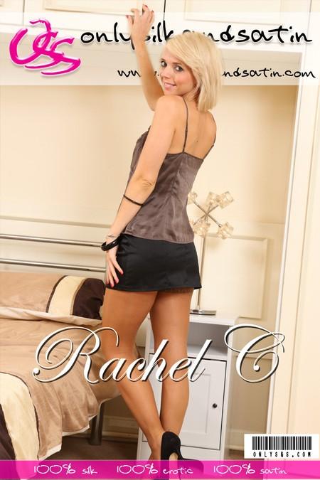Rachel C - for ONLYSILKANDSATIN COVERS